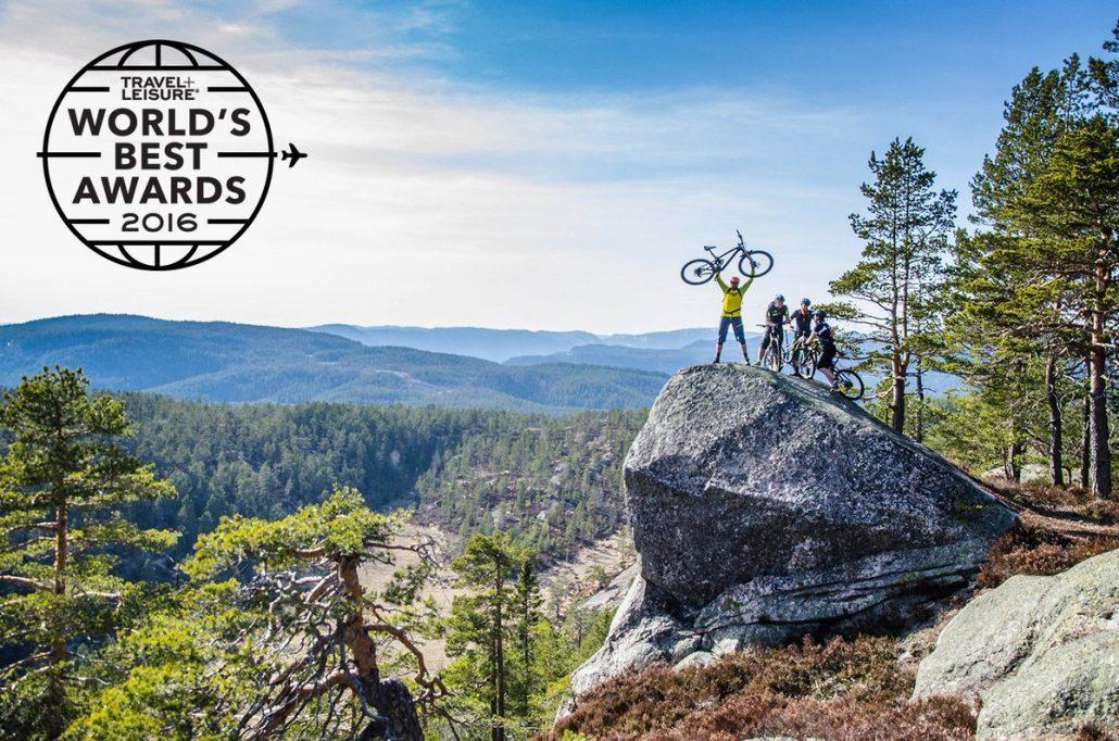 Trek Travel blog named World's Best by Travel and Leisure