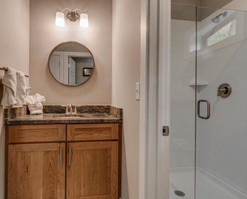 50 Wilderness Trail - bathroom