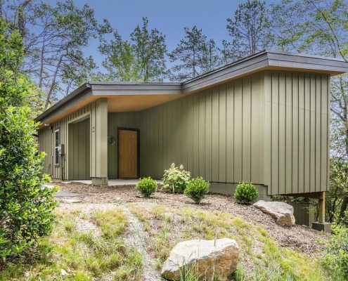 86 Wilderness Trail Rd - exterior of cabin