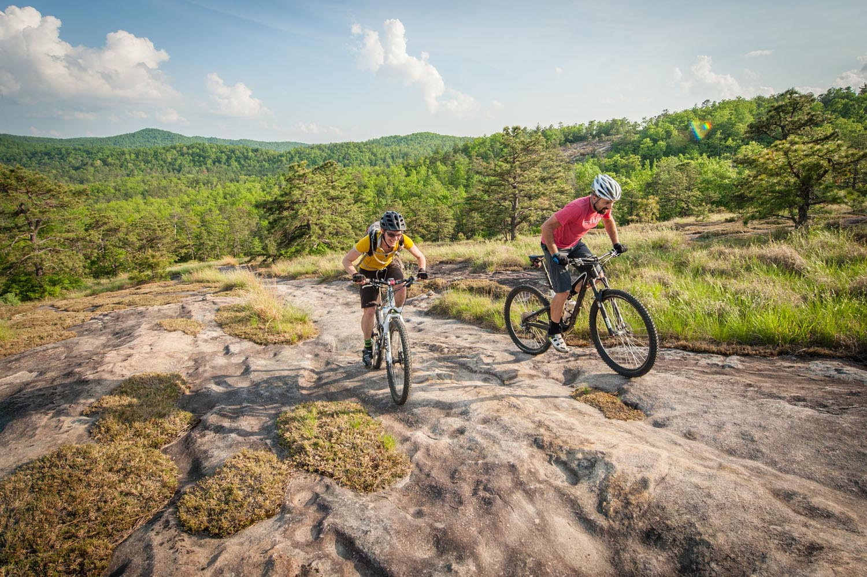 Best Mountain Biking Near Pilot Cove Pilot Cove