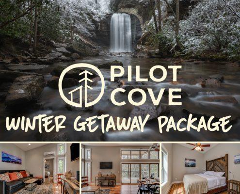 Pilot Cove Winter Adventure Package
