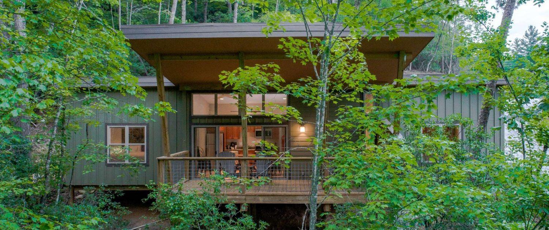 Awe Inspiring Brevard Nc Cabins And Rentals Pilot Cove Pisgah Forest Nc Interior Design Ideas Oxytryabchikinfo